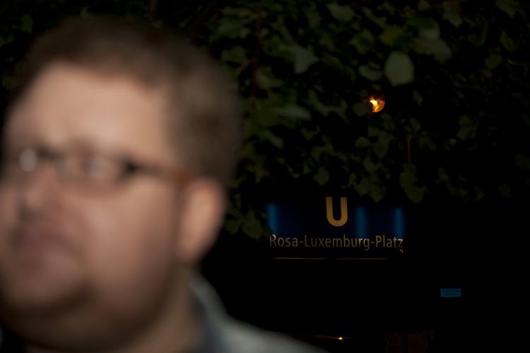 U Rosa-Luxemburg-Platz