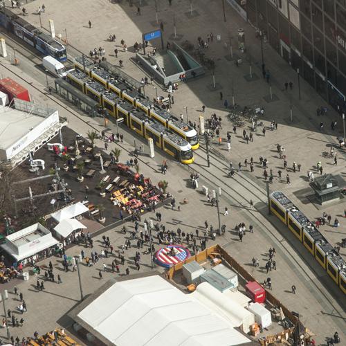 Tram-Crash