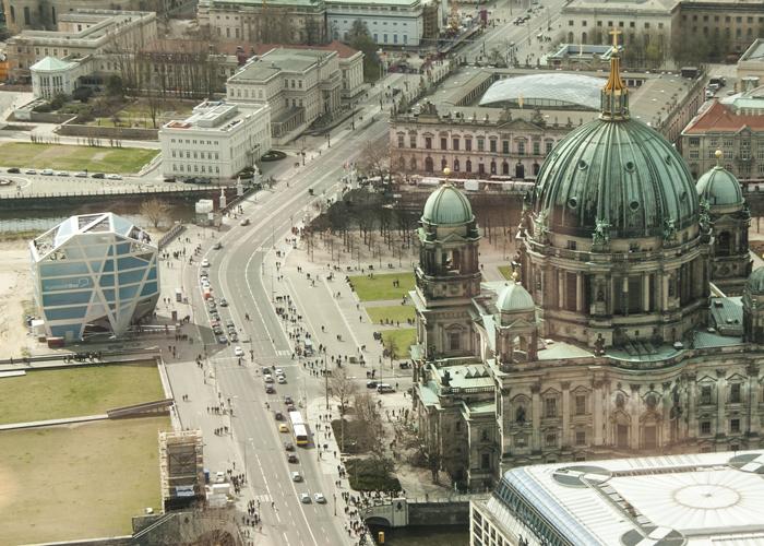 Humbold Box & Berliner Dom