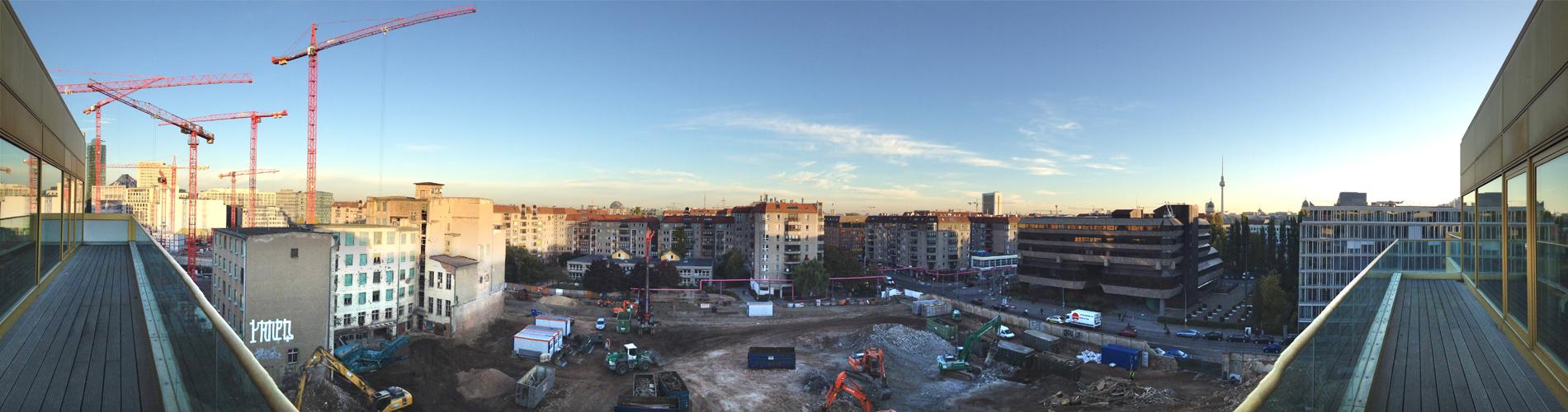 Mitte-Panorama