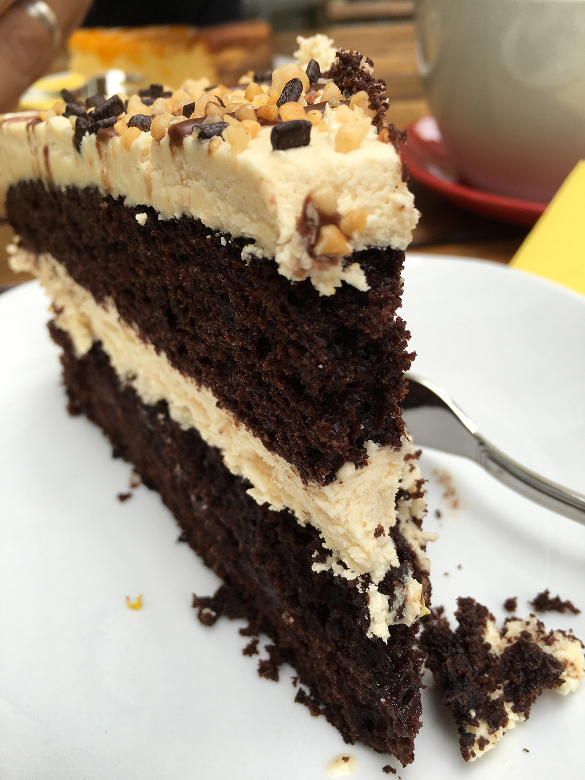 Kaffee & Kuchen 2 12von12