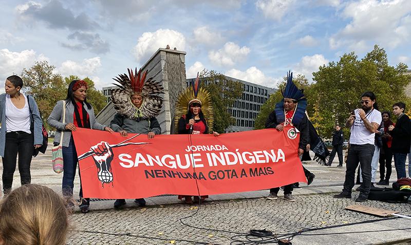 Sangue Indigena