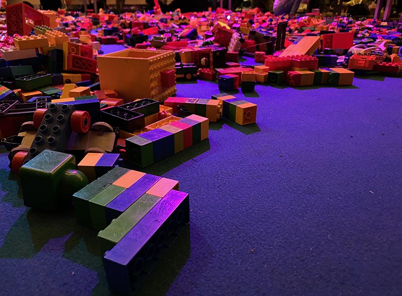 LEGO Meer