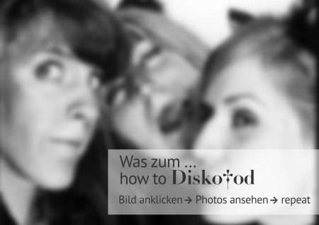 How-to Diskotod